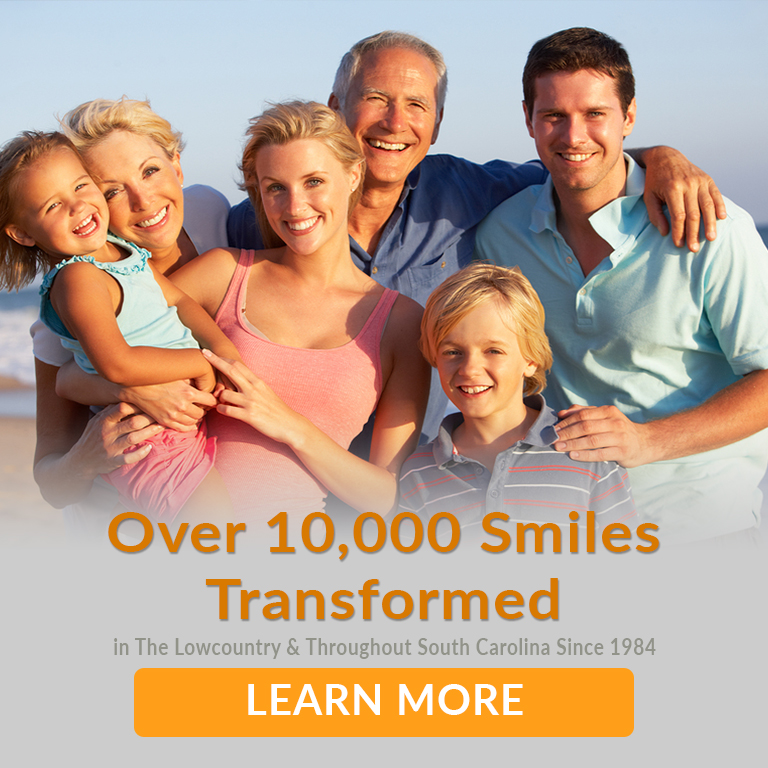 over 10000 smiles transformed in bluffton sc